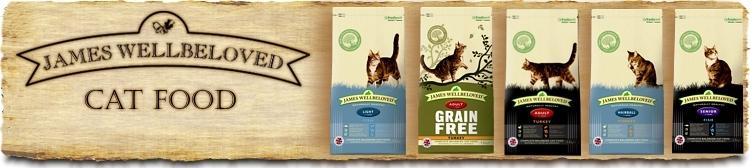 James Wellbeloved Cat Food - Buy Online SPR Centre UK
