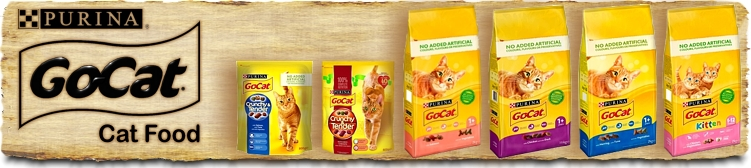 Go-Cat Cat Food - Buy Online SPR Centre UK