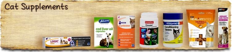 Cat Supplements - Buy Online SPR Centre UK
