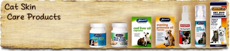 Cat Skin Care Products - Buy Online SPR Centre UK
