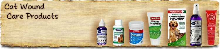 Cat Wound Care Products - Buy Online SPR Centre UK