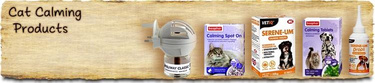 Cat Calming Products - Buy Online SPR Centre UK