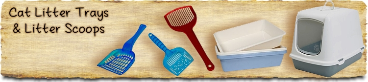 Cat Litter Trays and Litter Scoops - Buy Online SPR Centre UK