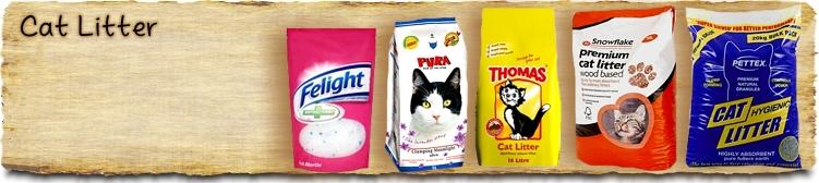 Cat Litter - Buy Online SPR Centre UK