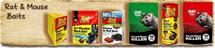 Rat & Mouse Baits - Buy Online SPR Centre UK