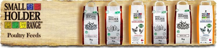 The Smallholder Range Poultry Feeds - Buy Online SPR Centre UK