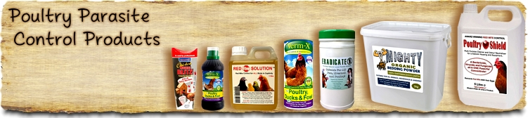 Poultry Parasite Control Products - Buy Online SPR Centre UK