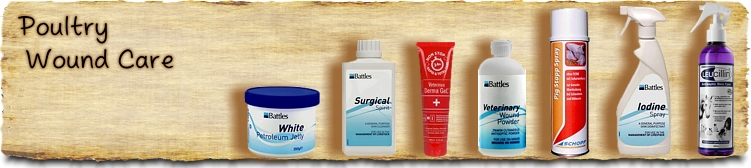 Poultry Wound Care Products - Buy Online SPR Centre UK