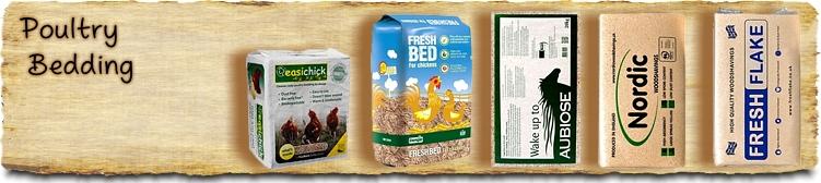 Poultry Bedding - Buy Online SPR Centre UK